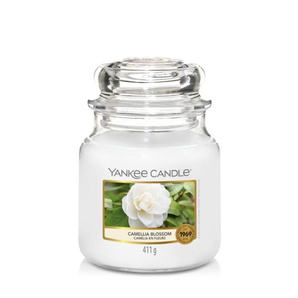 Yankee Candle Camellia Blossom Medium