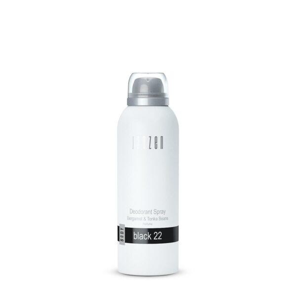 Janzen Deodorant Black 22